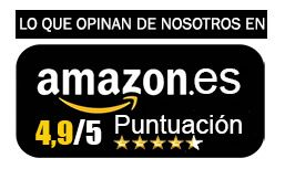 Valoraciones Amazon de Tokyoto Luggage