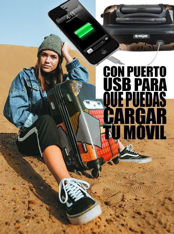 Maletas de Cabina con Puerto USB 6(1)