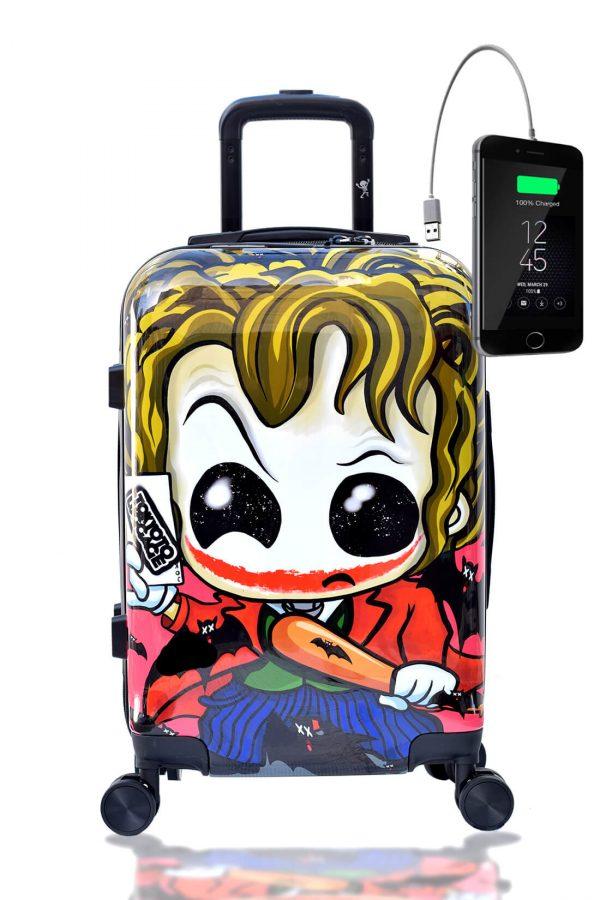 Joker Maleta de Cabina infantil Juvenil TOKYOTO